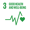 UN SDG Good Health and Well-Being