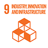 UN SDG Industry, Innovation and Infrastructure